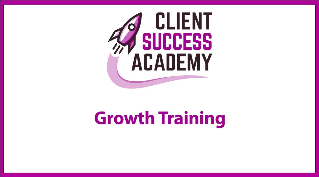 CSA - Growth Training