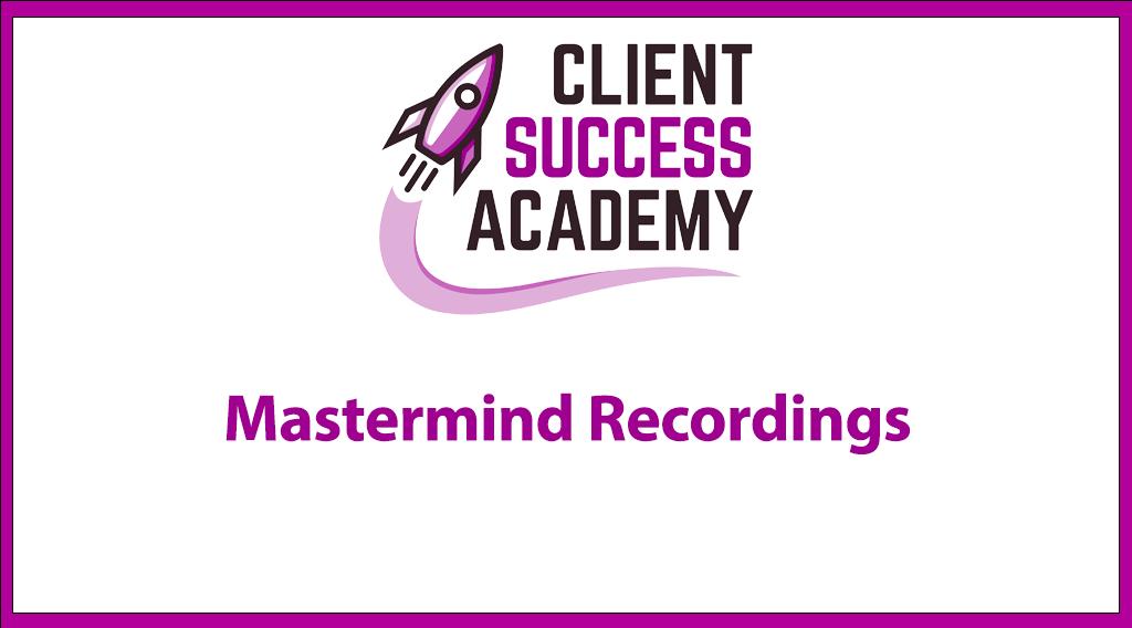 Mastermind Recordings